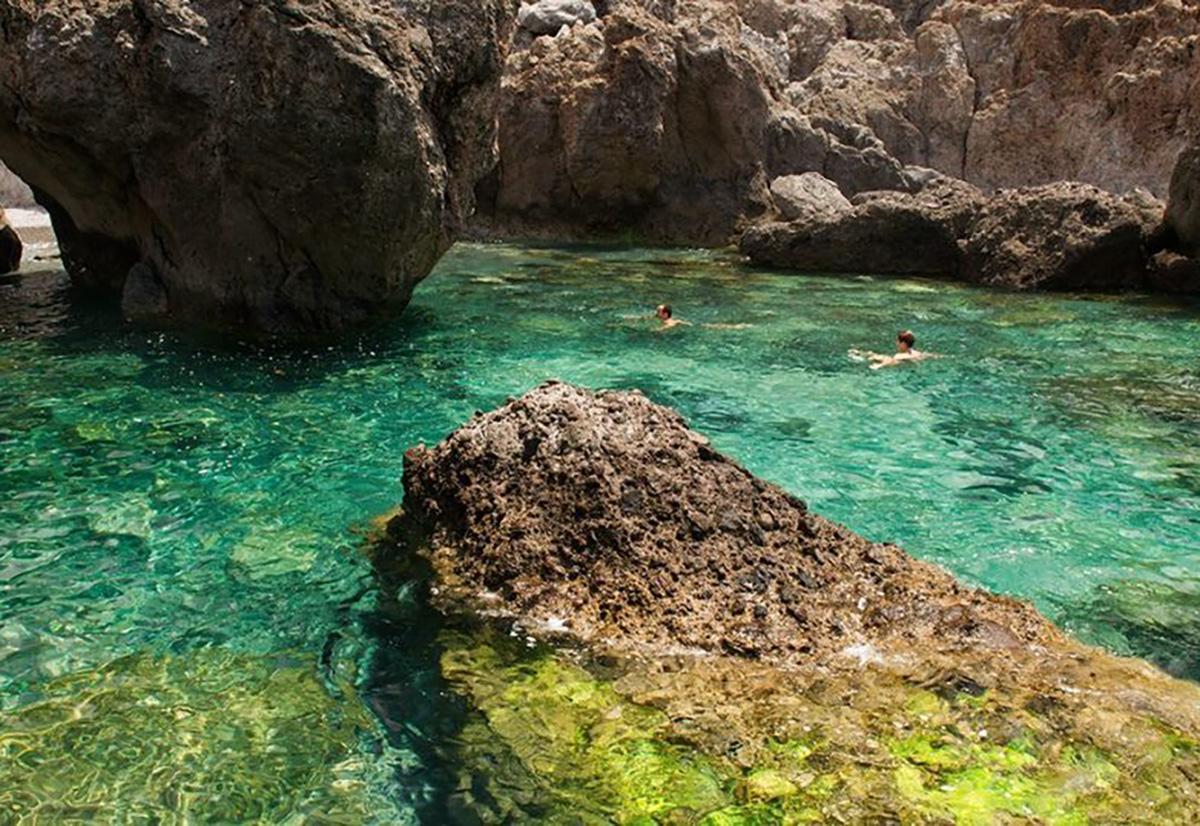Le piscine naturali delle Canarie