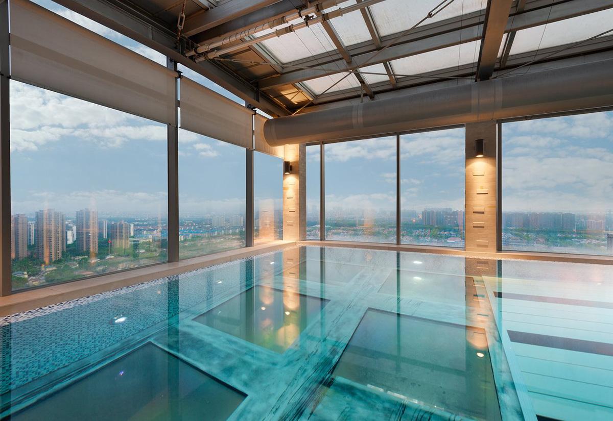 Le 10 piscine più favolose del pianeta